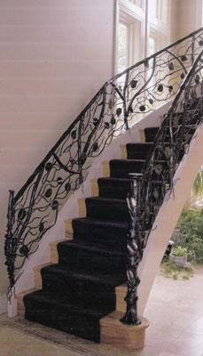 Custom Wrought Iron Gates, Fences, Railings For Homeowners