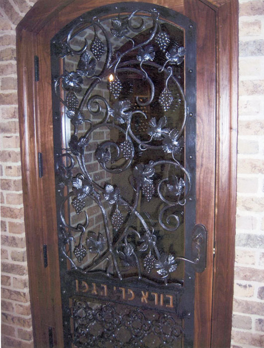 Other Custom Wrought Iron Work